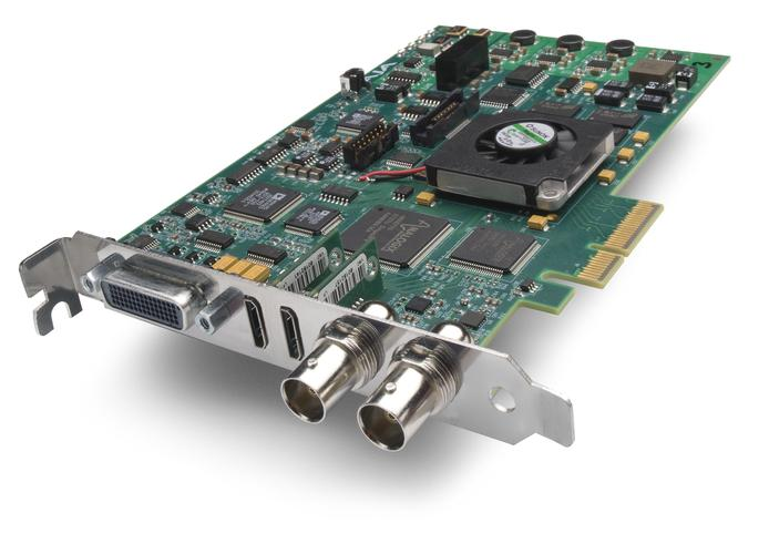 AJA KONA LHi video card