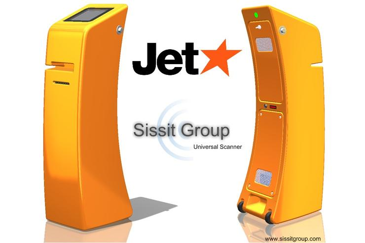 Sissit Group's Universal Scanner (Credit: Sissit Group)