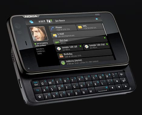 Nokia's N900 is the company's first Linux smartphone