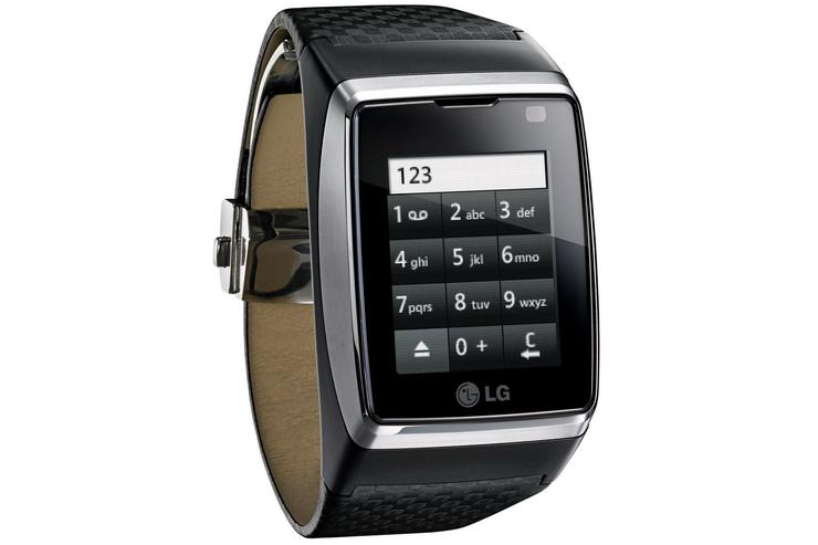 LG's GD910 is the world's first touch screen watch phone and will be launched in Australia in December.