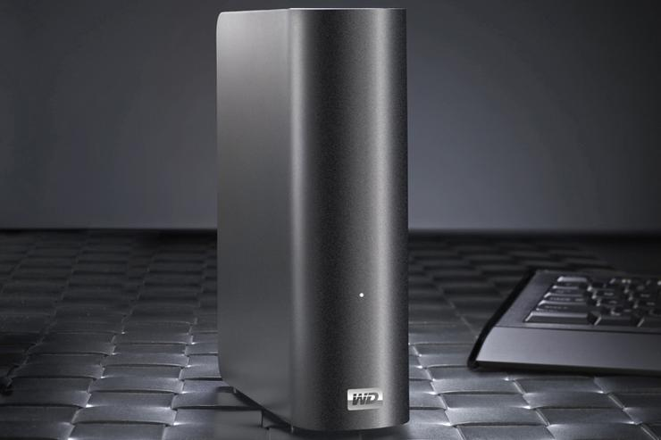 Western Digital's USB 3.0-equipped My Book