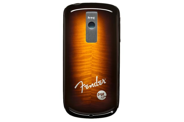 Limited Edition myTouch 3G: Fender/Eric Clapton Edition
