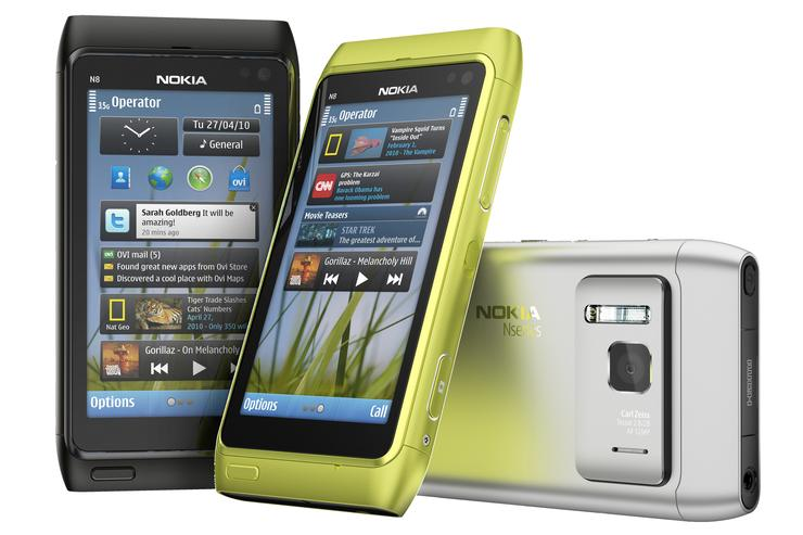 Nokia's N8 smartphone is set to hit Australian shores in Q4 2010.