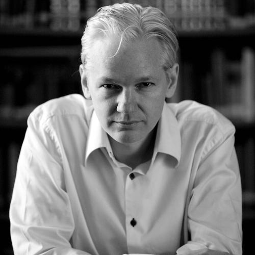 Julian Assange. Image: Markchew2010/Wikipedia (Creative Commons)