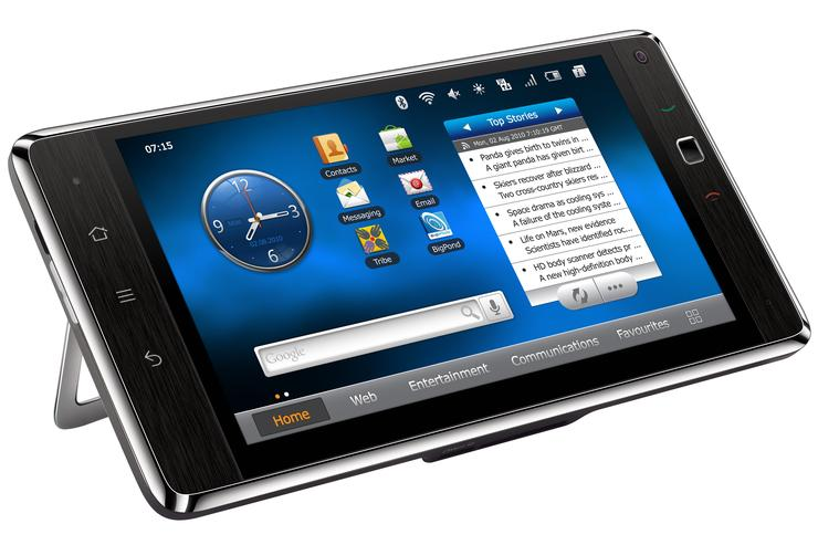 Telstra's T-Touch Tab will sell for $299 on prepaid.