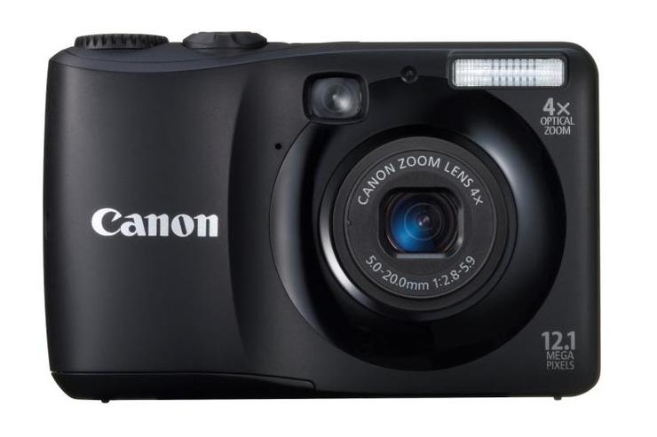 Canon PowerShot A1200 digital camera.