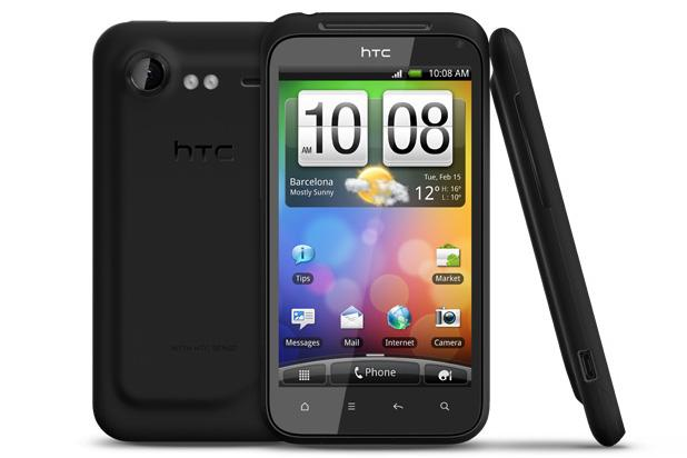 HTC's Incredible S Android phone will launch in Australia on 1 May, and will be exclusively sold through Optus