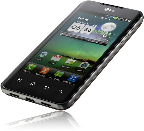 LG's Optimus 2X will be sold through Harvey Norman for $649 outright