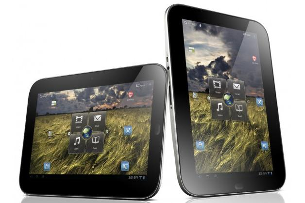 Lenovo's IdeaPad K1 Android tablet