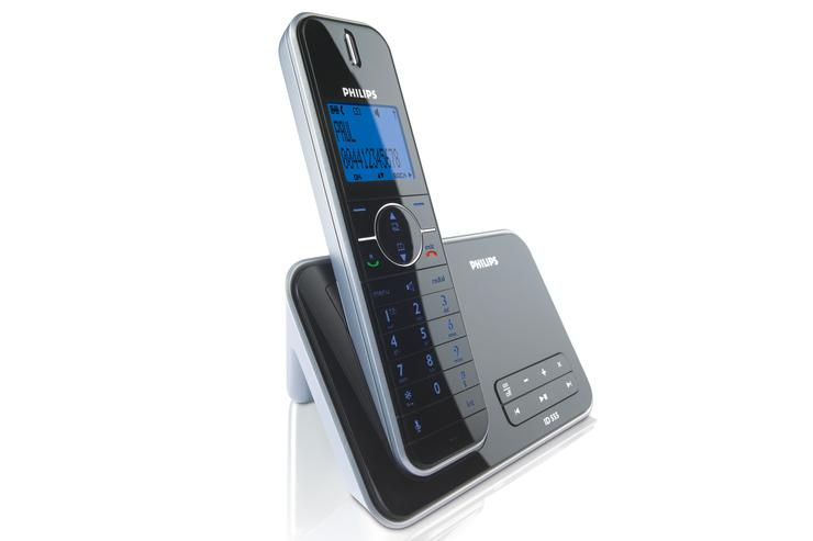 A cordless phone. (Image credit: Philips)