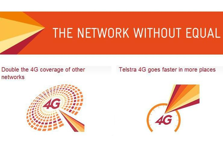 Telstra's 4G network: expanding to cover more of Australia's population over the next 10 months.