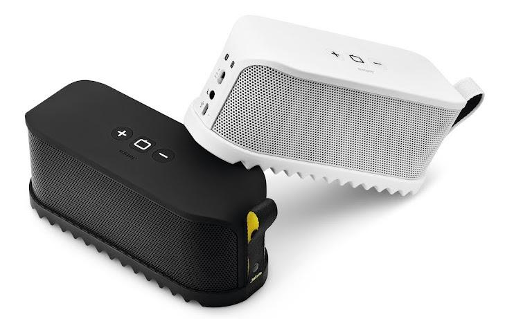 The Jabra Solemate Bluetooth speaker, available from Monday 1 October for $199.