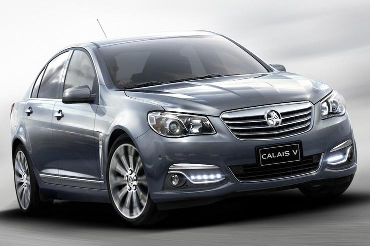 Holden's new VF Commodore sedan.