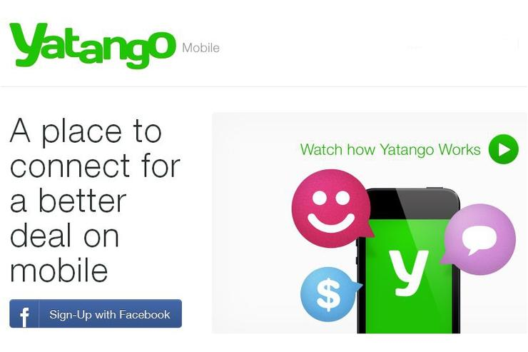 Yatango Mobile is Australia's latest MVNO and runs on the Optus mobile network.