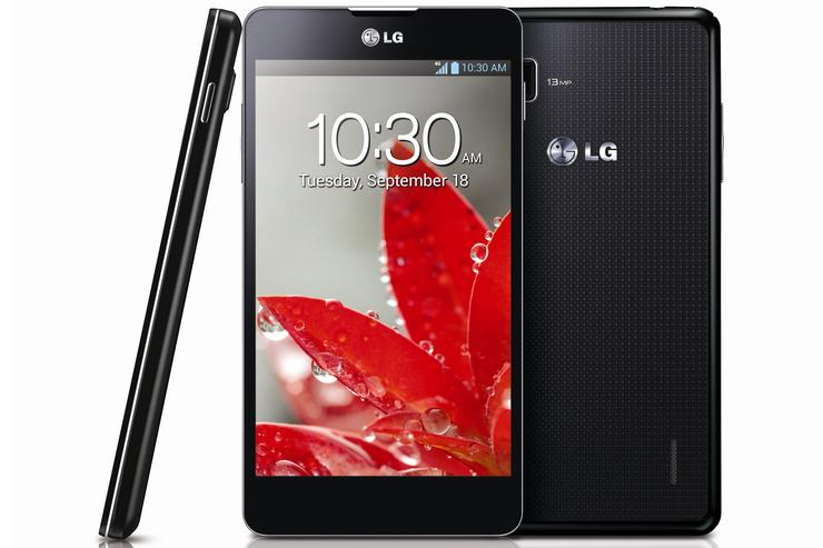 The LG Optimus G will be sold exclusively through Telstra in Australia.