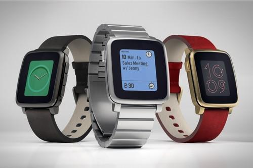 Pebble Time gets its Steel variant, with a bigger battery to match