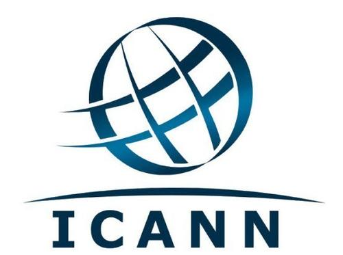 This is ICANN's logo.