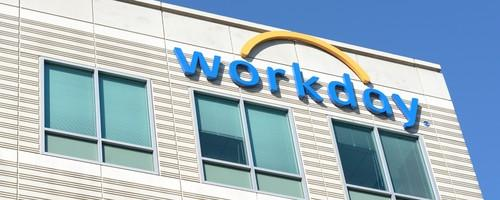 Workday headquarters in Pleasanton, California.