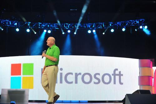 Microsoft CEO Ballmer to retire in 12 months