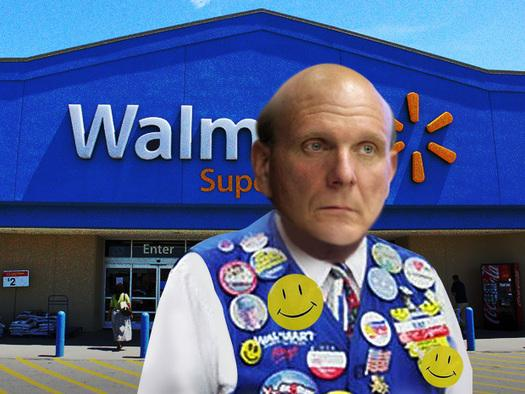 In Pictures: Steve Ballmer's retirement plans