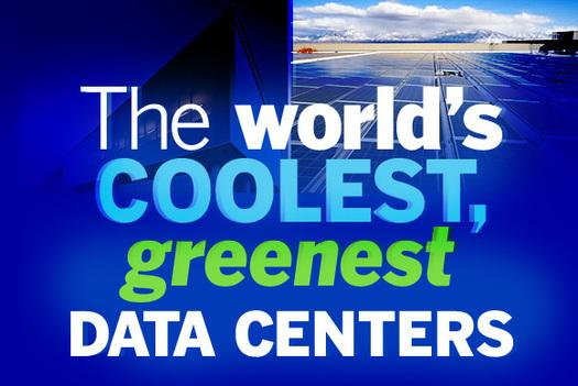 In pictures: The world's coolest, greenest datacentres
