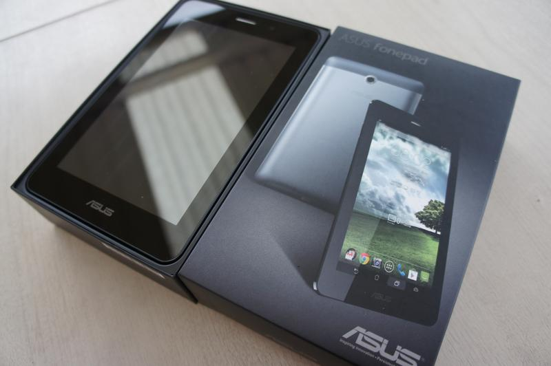 Hands-on with the ASUS Fonepad