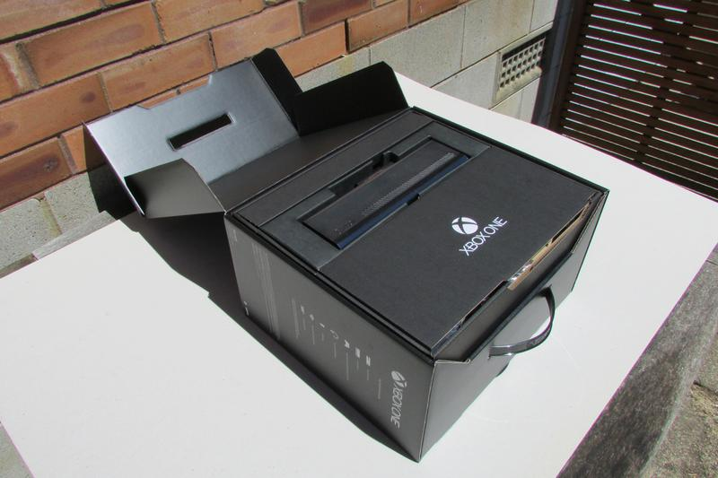 In pictures: Xbox One unboxing, Southern-Hemisphere style