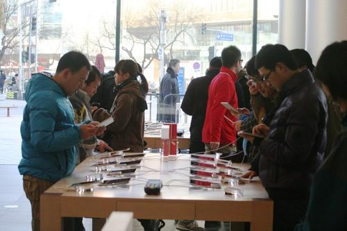 Apple iPad market share plummets in China as domestic vendors grow