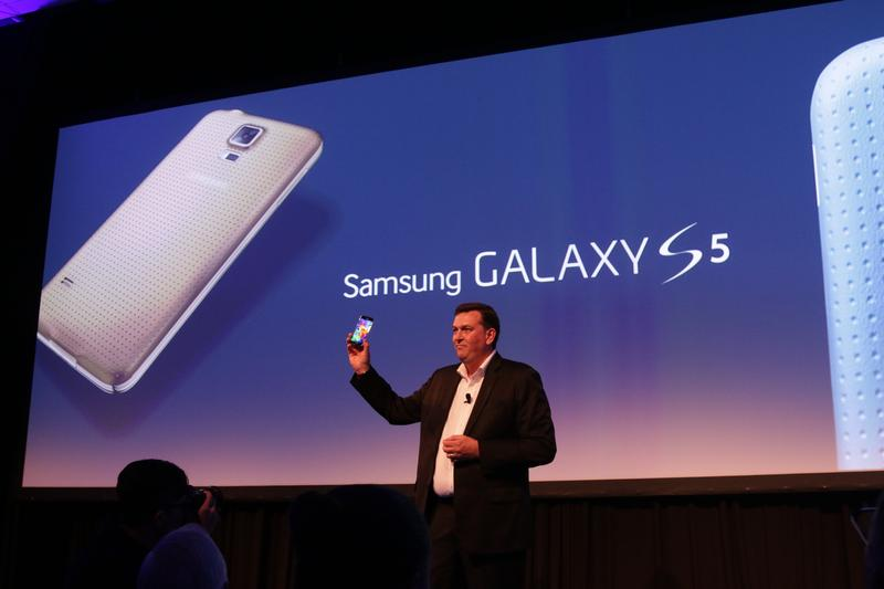 In depth: Samsung's Galaxy S5 launch + 19 photos