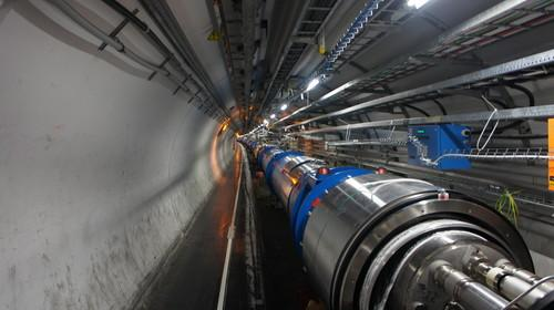 The Large Hadron Collider shows its insides as upgrade work commences ( +11 photos)