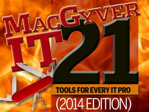 In Pictures: MacGyver IT - 21 tools for IT heroes