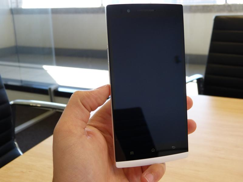 Hands-on with the Oppo Find 5