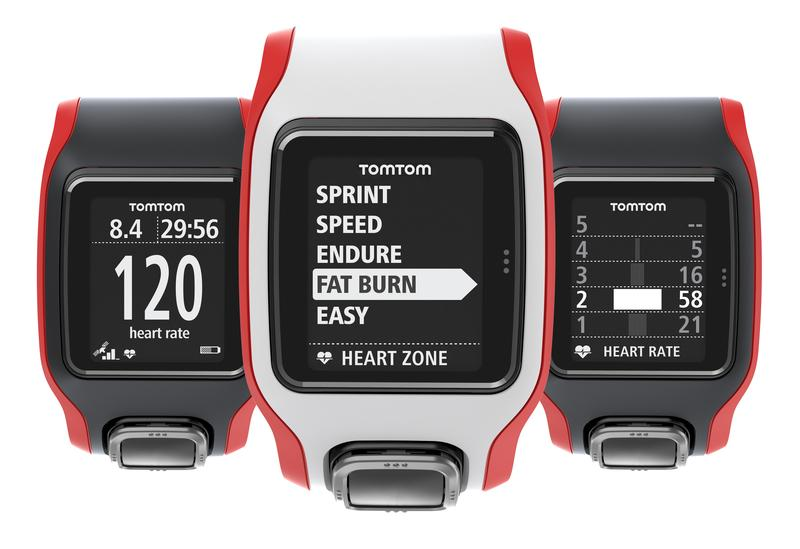 TomTom fends off Samsung with heart-monitoring sportwatches