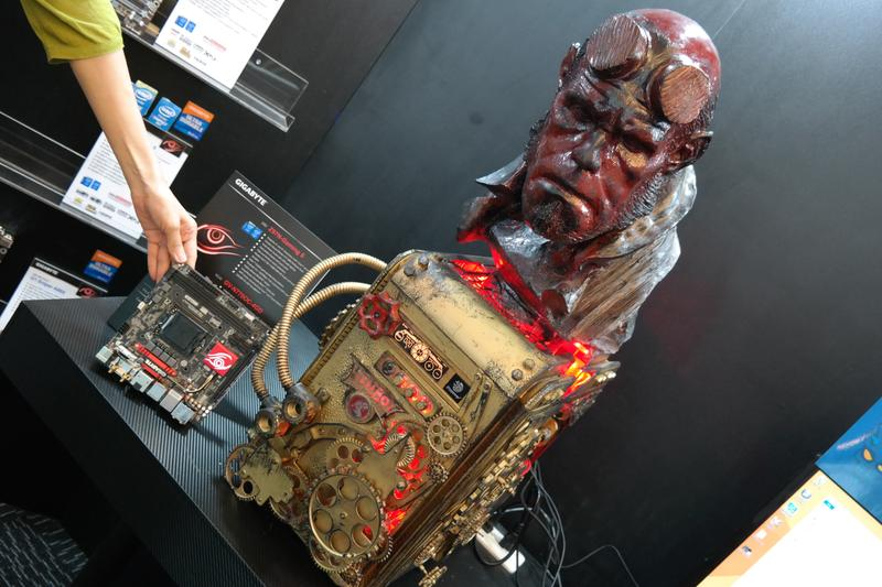 Computex: The most radical computer cases around