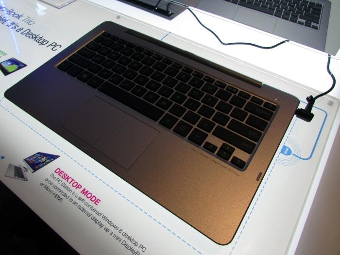 ASUS Transformer Book Trio 3-in-1 ultraportable hybrid (preview)