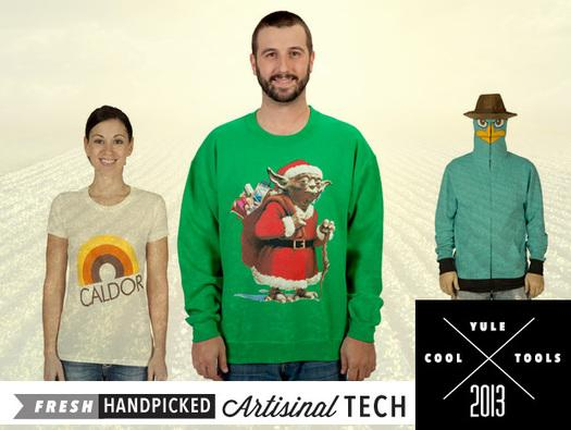 In Pictures: Wacky or unique tech gift ideas Holiday 2013