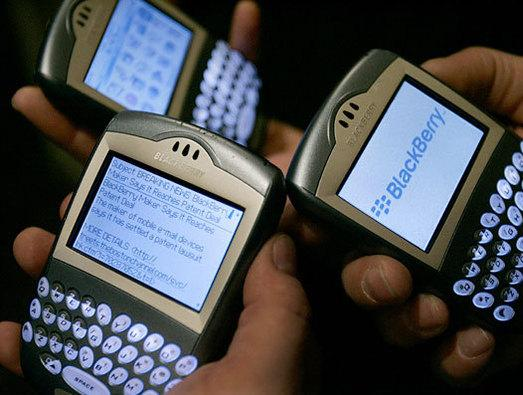 In Pictures: The interesting rise and quick fall of Blackberry