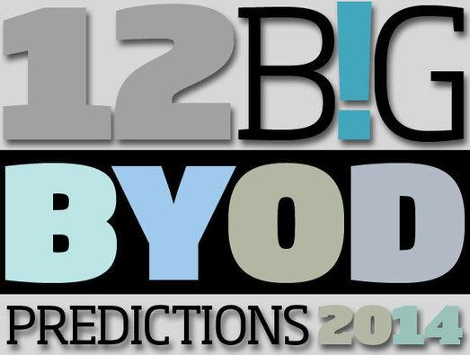 In pictures: 12 big BYOD predictions for 2014