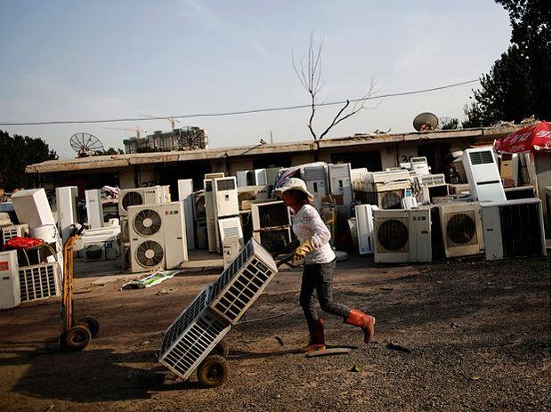 In Pictures: Daunting photos of a village built to handle electronic waste