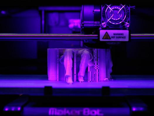 In Pictures: What's hot with 3D printers?
