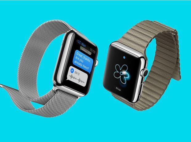 In Pictures: The Apple Watch