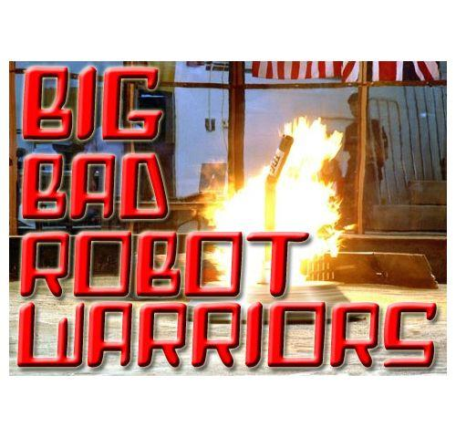 Big bad robot warriors