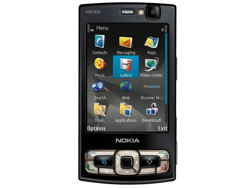 The Nokia conundrum: N95, N95 8GB or N96?
