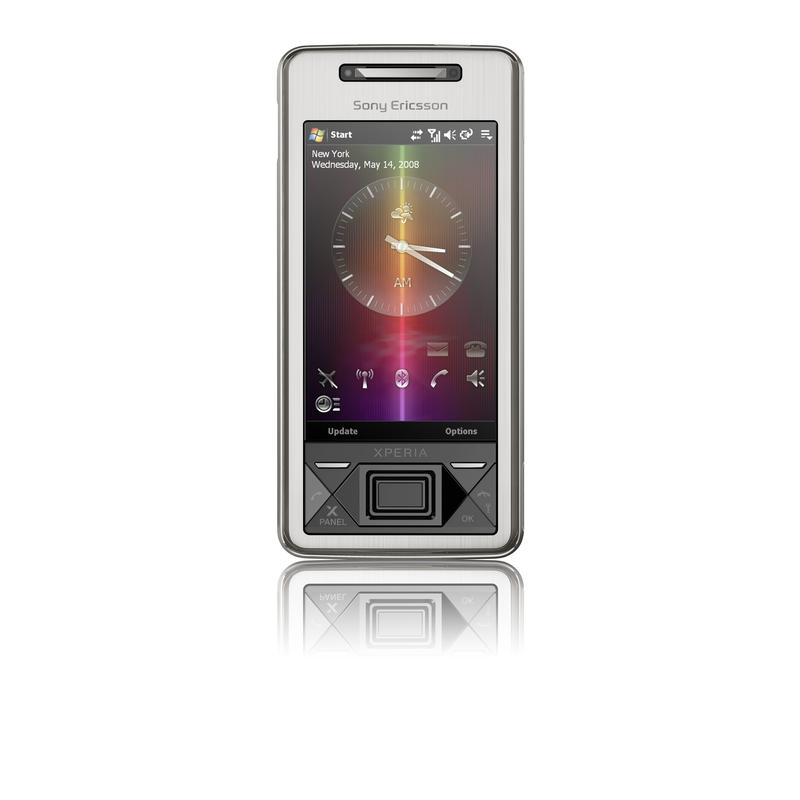Sony Ericsson announces long-awaited XPERIA X1