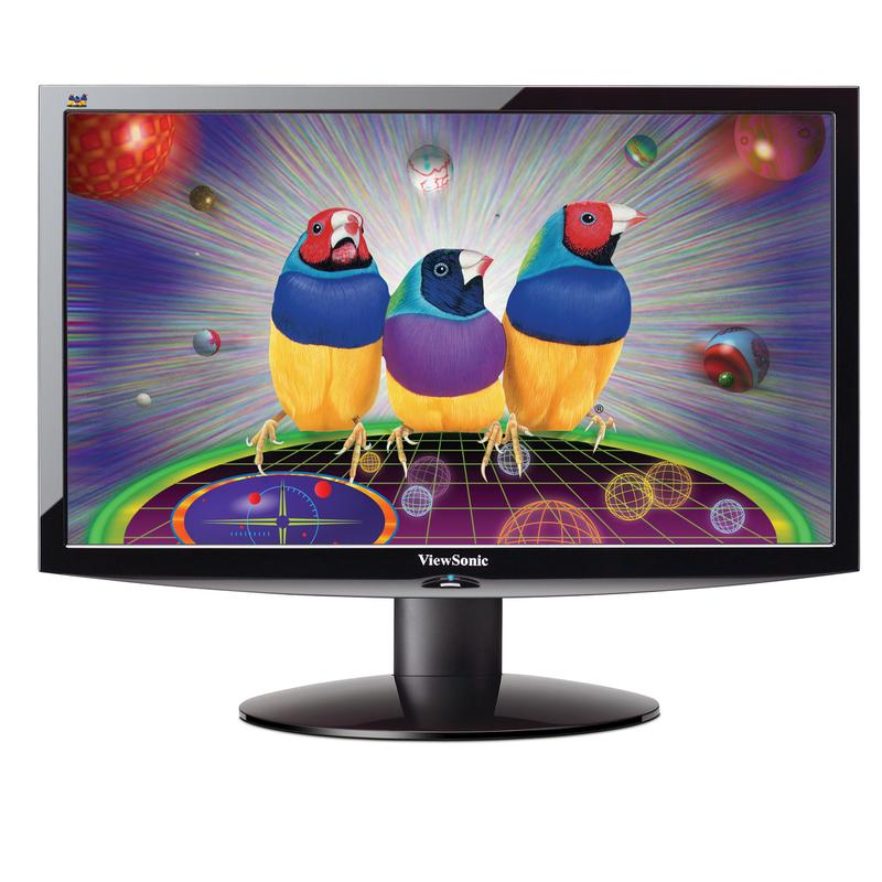 ViewSonic launches Full HD monitors