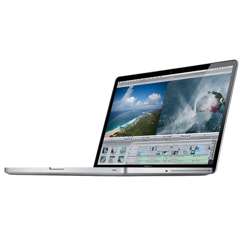 Apple updates its flagship notebook