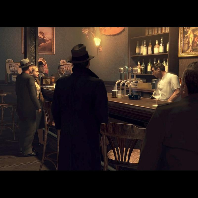 Mafia II: latest screenshots