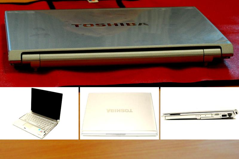 Strip show: Toshiba's sexy Portege R600 notebook pulled apart and examined