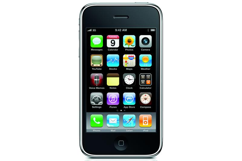 In pictures: Apple iPhone 3G S