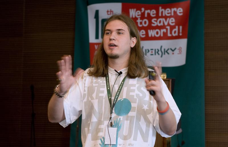 In Pictures: Kaspersky Lab 10th Annual Press Tour